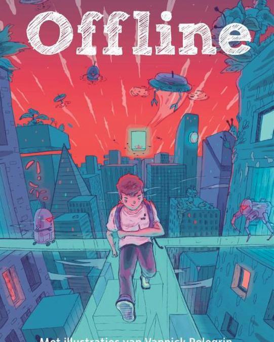 Offline (verschijnt mei 2021)